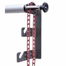 BACKDROP ROLLER W.CHAIN item 04242