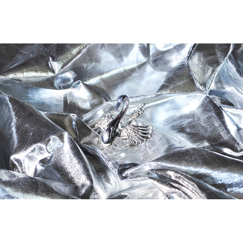 GLAMOUR BACK SILVER 1,3x2,2m art. 03001