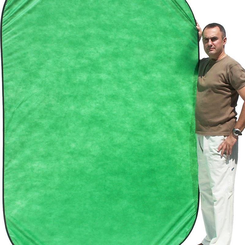 UNIFORM BACK GREEN mod.Flex 1,5x2,1m art. 08678
