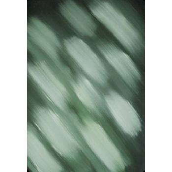 FONDALE IN COTONE STRIPED GREEN 3x6m art. 05002
