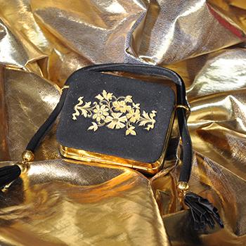 GLAMOUR BACK GOLD 1,3x2,2m art. 03002